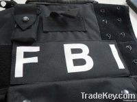 Tactical FBI Vest
