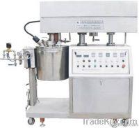 vacuum homogenizer