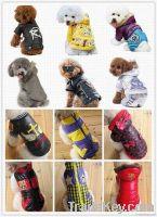 2013 fashion pet clothes, wholesale pet clothes, winter pet clothes