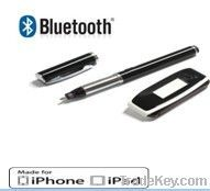 Digital Pen can work for iPhone, iPad, pc, all bluetooth except