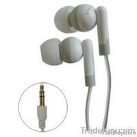 In-ear type iPod earphone