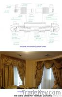 Smart Home curtain windows and doors controller