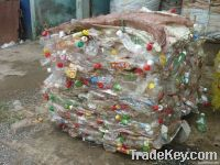 Pet Bottles scrap in bales