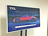 55inch Super Slim Border Andriod System LCD Advertising Display