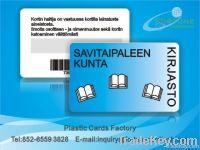 Plastic Keyaccess Cards For Hotel