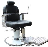 Barber chair: Type707 (Enamel Base) (Taiwan R&D)