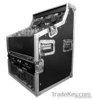 RK DJ Workstation With 3U Vertical , 4U Slanted And 2U Top Rack