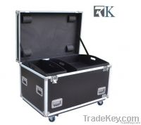 RK Utility case with caster board