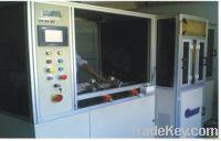 Plastic card making machinery