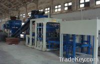 High efficiency brick making machine
