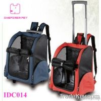 Backpack Dog Carrier Bag Pet Luggage Box Baggage Tote