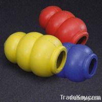 Non Toxic Pet Rubber Toy Dog Kong Hollow Treat Dispenser