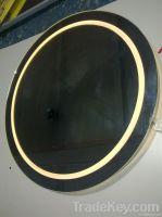 led light anti-fog bathroom mirror