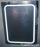 LED anti-fog bathroom mirror