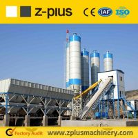 2015 China professional offer HZS Concrete batching plant for sale