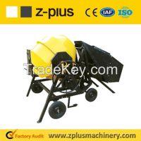 OEM design with various capacity JH35J portable mini concrete mixer