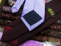 Praewa pure Thai silk ties