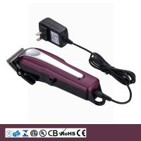 MGX1012 Lithium Battery Operated Rechargeable Hair Trimmer Cordless Hair Clipper