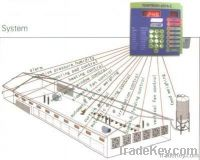 Environment Control System for Poultry Farm Equipment