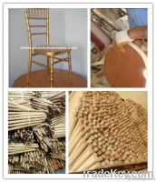 High quality wooden chiavari chair