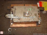 copper cooling stave, blast furnace cooling stave, copper cooling water jacket, Copper cooling jackets for smelting furnace,
