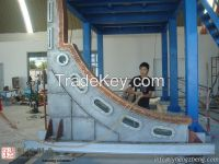 nuclear power project Heating system copper parts