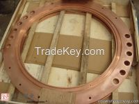 Copper end ring