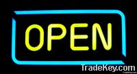 Deluxe Acrylic and Epoxy Resin Fluorescent LED Sign