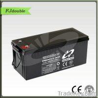 Double Tech VRLA Solar Gel Battery 12v 200ah