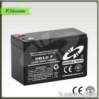 Best  UPS Rechargeable Sealed Lead Acid Battery 12v 7ah