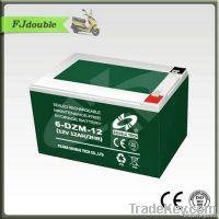 12v 12ah Battery For Electric Bike 6-DZM-12