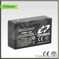 Lead Acid UPS Battery 6V 10AH