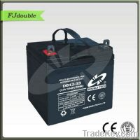 Deep Cycle Battery For Solar System With Best Price 12v 33ah
