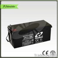 Best Price OF Lead Acid AGM VRLA Storage Battery 12v 180ah