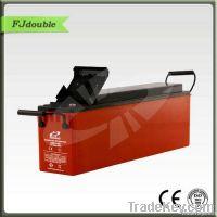 Super Front Terminal AGM Lead Acid Battery 12v 80ah