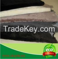 Austrilian&Newzealand Sheepskin Pelt Plate for Shoe Garment Lining