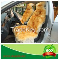 Wholesale Top Quality Australian Sheepskin Car Seat Cover Cushion