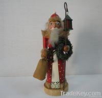 Wooden Santa Claus Nutcracker