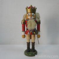 Antique Wooden Cutcracker