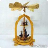 Wooden Craft Windmill