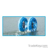 Water playground equipment water bike