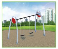 galvanized pipe swing set