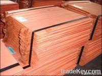 Copper Cathode 99.97% Min