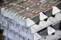 Pure Aluminum Ingot (Briquettes & Pallets)