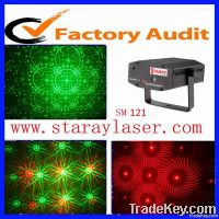 mini red green colorful twinkling dj laser light disco homeparty laser