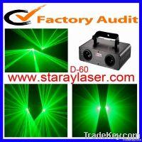 2 lens double green dj disco stage lighting