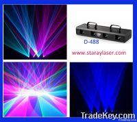 4 lens dj disco night club lighting stage lights