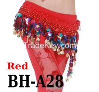 Belly Dance Belly coin belt
