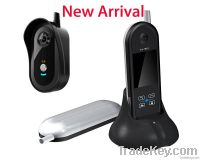 New Style Design Wireless Video Door Phone for Home