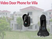 Wireless Video Doorbell Security System for Home